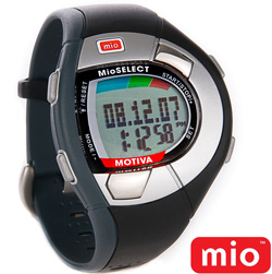 MIO Motiva HR Watch  Model# 0016USBLK2