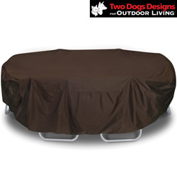110 Inch Oval Table Cover  Model# 02866