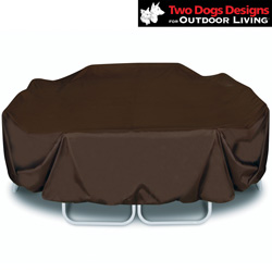 96 Inch Square Table Cover  Model# 02873