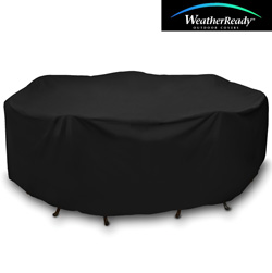 108 Inch Round Table Cover  Model# WRBL108TB