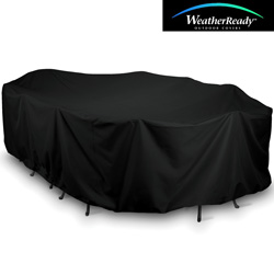 144 inch Oval Table Cover  Model# WRKH144TBL