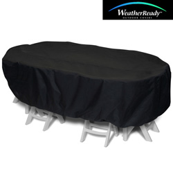 92 Inch Oval Table Cover&nbsp;&nbsp;Model#&nbsp;WRKH92