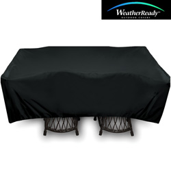 96 Inch Square Table Cover  Model# WRBL96SQ
