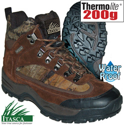 Itasca Heritage Hiker Boots&nbsp;&nbsp;Model#&nbsp;555175
