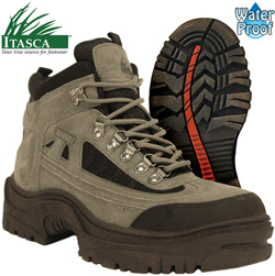 Itasca Amazon Hiking Boots - Black/Brown  Model# 456500