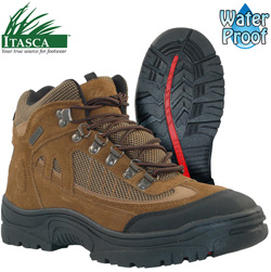 Itasca Amazon Hiking Boots - Brown&nbsp;&nbsp;Model#&nbsp;456520