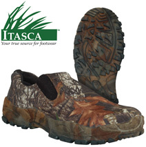 Itasca Searay Shoes - Mossy Oak  Model# 223004