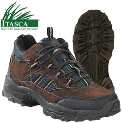 Itasca Saratoga Hiking Boots  Model# 452005