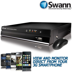 DVR8-8900 8-channel DVR  Model# SW342-T8C