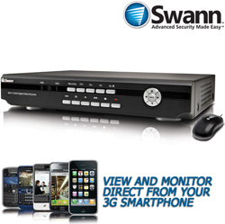 DVR4-2600 8-Channel DVR  Model# SWRDVR-8200H