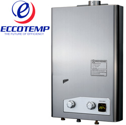 LP Tankless Water Heater  Model# FVI-12LP