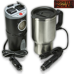 Mobile Power CanPower / Power Mug Bundle  Model# 3100
