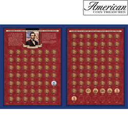 America's Great Lincoln Penny Collection 1909-2011 (including the 1922 Lincoln Penny)  Model# 11039