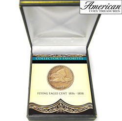 Collector's Favorites  - Flying Eagle Cent 1856-1858  Model# 465