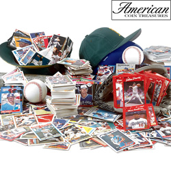 1000 Baseball Cards from 7 Decades  Model# 10300