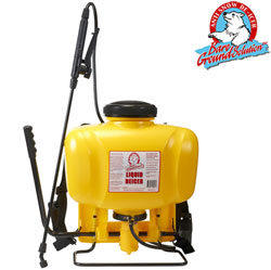 3 Gallon Backpack Sprayer  Model# BG-425