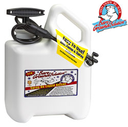Deluxe System Pump Sprayer &amp; 1 Gallon Liquid Deicer&nbsp;&nbsp;Model#&nbsp;BGDS-1