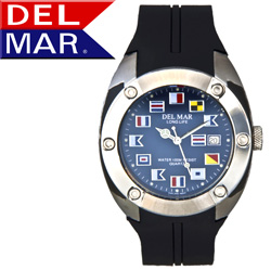 Del Mar Nautical Dive Watch&nbsp;&nbsp;Model#&nbsp;50220