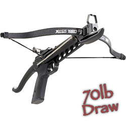 70lb Pistol Crossbow  Model# K-8026