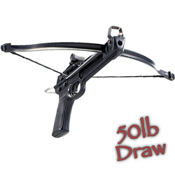 50lb Pistol Crossbow  Model# MK-45M