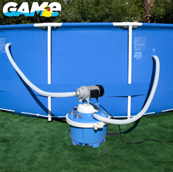 Energy Saver AG Pool Sand Filter&nbsp;&nbsp;Model#&nbsp;4515
