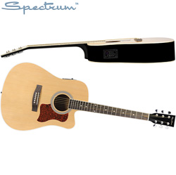 Full Size Cutaway Acoustic/Electric Guitar&nbsp;&nbsp;Model#&nbsp;AIL 259AE
