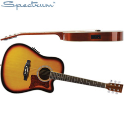 Travel Acoustic Electric Guitar  Model# AIL 261AE