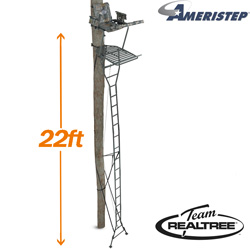 The Skyscraper 22' Ladder Stand TTS&nbsp;&nbsp;Model#&nbsp;9608A