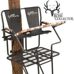 Bone Collector Two-Man Ladder Stand&nbsp;&nbsp;Model#&nbsp;9712A