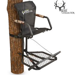 Bone Collector Deluxe Hang-On Tree Stand&nbsp;&nbsp;Model#&nbsp;9701A
