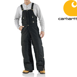 Carhartt Extremes Zip-to-Waist Biberall&nbsp;&nbsp;Model#&nbsp;R33