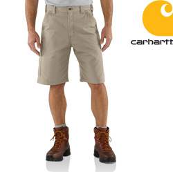 Carhartt� Canvas Work Shorts  Model# B147