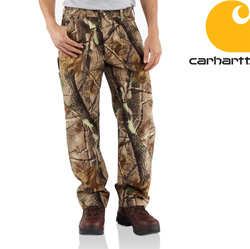 Carhartt Work Camo Dungarees&nbsp;&nbsp;Model#&nbsp;B235    