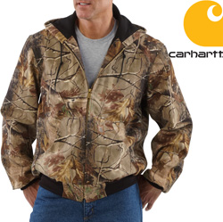 Carhartt WorkCamo Active Jacket&nbsp;&nbsp;Model#&nbsp;J220    