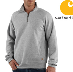 Carhartt� 1/4 Zip Sweatshirt  Model# K503