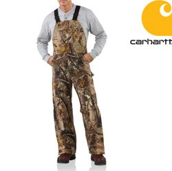 Carhartt WorkCamo AP Bib Overalls&nbsp;&nbsp;Model#&nbsp;R54     