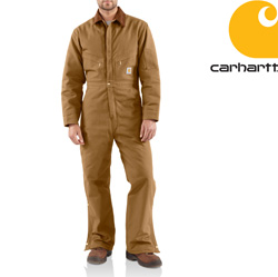 Carhartt Duck Coveralls&nbsp;&nbsp;Model#&nbsp;X01     