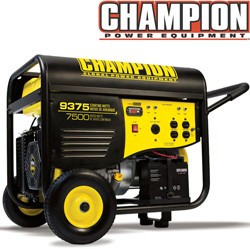 Champion 7500/9375 Watt Generator&nbsp;&nbsp;Model#&nbsp;41537