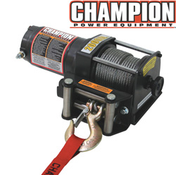 Champion 2000 lb Winch&nbsp;&nbsp;Model#&nbsp;12001
