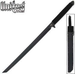 Black Ronin Ninja Machete  Model# UC1184