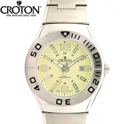 Croton® Sport Watch  Model# CA301237SSIV