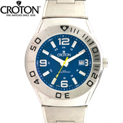 Croton® Sport Watch  Model# CA301237SSBL
