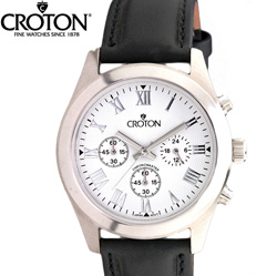 Croton® Chronomaster Watch  Model# CC311306BSWR