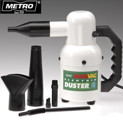 MetroVac DataVac Electronic Duster&nbsp;&nbsp;Model#&nbsp;ED-500P