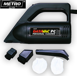MetroVac® DataVac PC Duster  Model# MS-4C