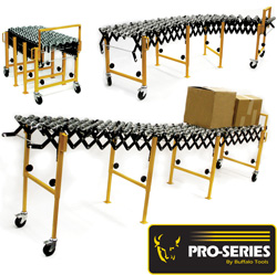 10 Foot Expandable Conveyor&nbsp;&nbsp;Model#&nbsp;EPCVR10