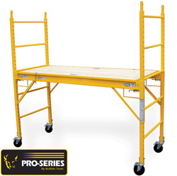 6 Foot Multi Use Scaffolding&nbsp;&nbsp;Model#&nbsp;GSSI