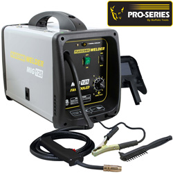 125A Fluxcore MIG Welder Kit&nbsp;&nbsp;Model#&nbsp;MMIG125
