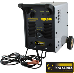 ARC200 Stick Welder&nbsp;&nbsp;Model#&nbsp;PS07571