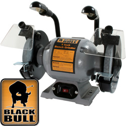 8 Inch Heavy Duty Bench Grinder  Model# BG8DL
